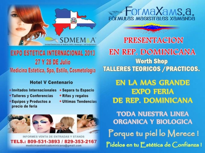 CARTEL PARA DOMINICANA
