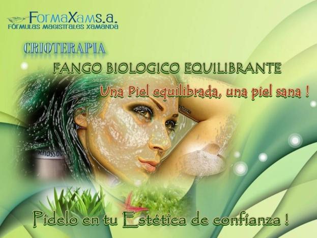 FANGO BIOLOGICO EQUILIBRANTE