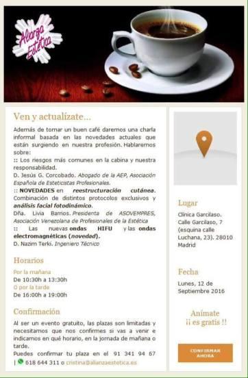 Cosmiatra, Liva Barrios R.