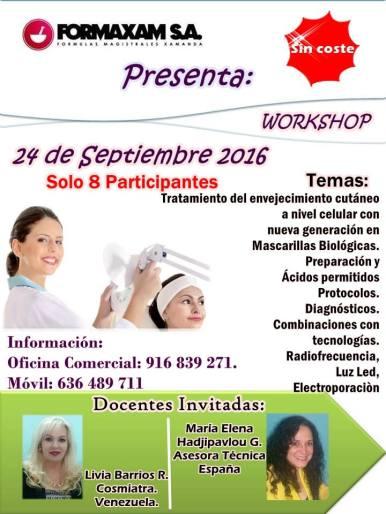 Comiatra, Livia Barrios R.