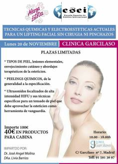 Cosmiatra: Livia Barrios R.